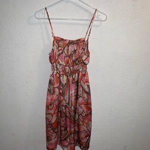 Collective Concepts Butterfly Dress Size Small